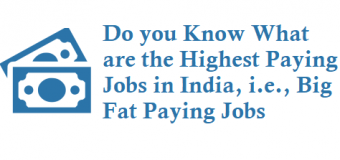 Do you Know What are the Highest Paying Jobs in India